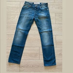 Jeans Jacob Cohen, Japanese fabric, made in Italy